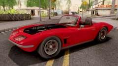 GTA V Invetero Coquette Classic TL Stock