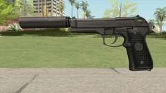 Firearms Source Beretta M9 Suppressed