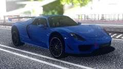 Porsche 918 Spyder Sport for GTA San Andreas