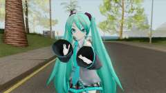 Hatsune Miku for GTA San Andreas