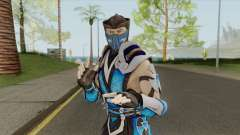 Sub-Zero (Mortal Kombat) for GTA San Andreas