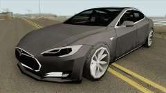 Tesla Model S (SA Style) for GTA San Andreas