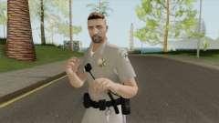 SAHP Officer Skin V4 for GTA San Andreas