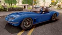 GTA V Invetero Coquette Classic TL Stock IVF