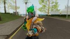 Creative Destruction - Legendary Parrot for GTA San Andreas