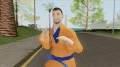 Goku Oufit for GTA San Andreas