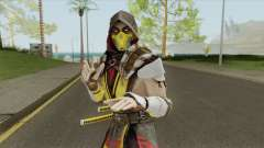 Scorpion (Mortal Kombat) for GTA San Andreas