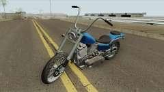 Daemon GTA IV (Metal Claro) for GTA San Andreas
