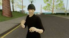 Skin Random 196 V3 (Outfit Security) for GTA San Andreas