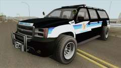 Chevrolet Suburban (LAX Airport Police) for GTA San Andreas