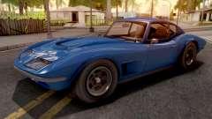GTA V Invetero Coquette Classic Hardtop for GTA San Andreas