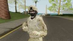 Skin Random 198 (Outfit Military) for GTA San Andreas