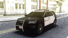 Ford Explorer Police Interceptor for GTA San Andreas