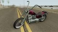 Daemon GTA IV TLaD (Metal Claro) for GTA San Andreas