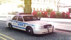 Ford Crown Victoria Classic Police Interceptor for GTA San Andreas