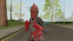 Red Knight From Fortnite for GTA San Andreas