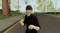 Skin Random 196 V2 (Outfit Security) for GTA San Andreas