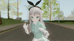 Hideri Kanzaki for GTA San Andreas