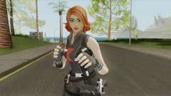 Black Widow (Fortnite Marvel) for GTA San Andreas