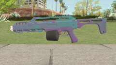 Special Carbine MK2 GTA V (Degraded Nostalgia) for GTA San Andreas