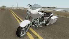 Bagger GTA V for GTA San Andreas