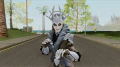 Ice Queen From Fortnite for GTA San Andreas