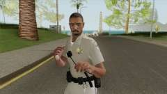 SAHP Officer Skin V3 for GTA San Andreas