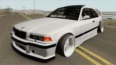 BMW E36 M3 1999 Stance by Wippys Garage