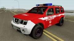Nissan Pathfinder - OSP Slawacinek Stary for GTA San Andreas