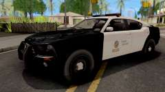 Bravado Buffalo LAPD for GTA San Andreas