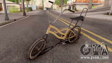 Smooth Criminal Bike for GTA San Andreas