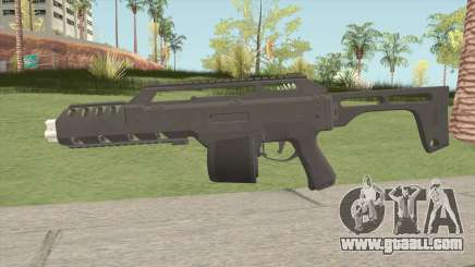 Special Carbine MK2 GTA V (Stock) for GTA San Andreas