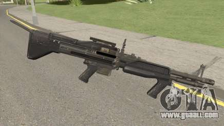Firearms Source M60E3 for GTA San Andreas