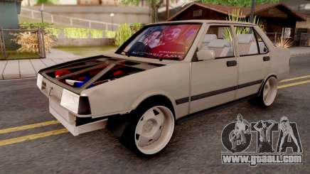 Tofas Dogan DRAG SLX for GTA San Andreas