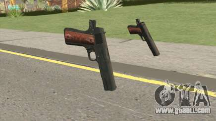 Firearms Source M1911 for GTA San Andreas