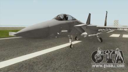F-15C Trigger for GTA San Andreas
