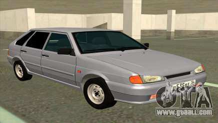 VAZ 2114 Original Hatchback for GTA San Andreas