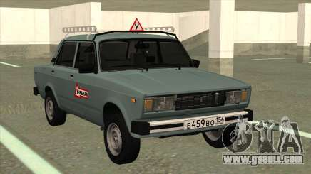 VAZ 2105 Training for GTA San Andreas