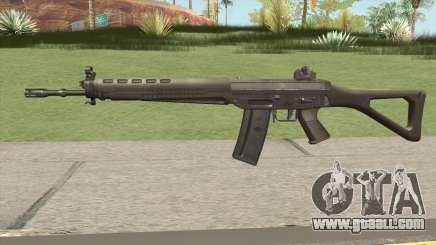 Firearms Source SIG SG-550 for GTA San Andreas