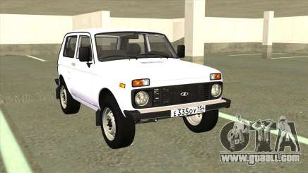 VAZ 2121 Stoke for GTA San Andreas