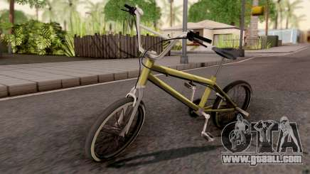 Smooth Criminal BMX for GTA San Andreas