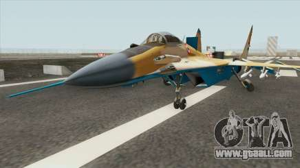 MIG-35 Egypt Air Forces for GTA San Andreas