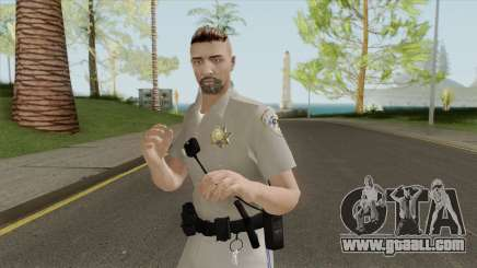 SAHP Officer Skin V4 for GTA San Andreas