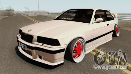 BMW E36 1998 Stance by Hazzard Garage for GTA San Andreas