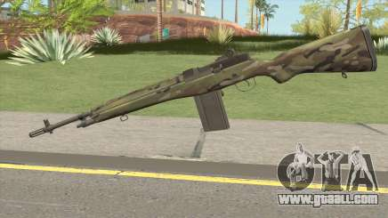 Firearms Source M14 for GTA San Andreas
