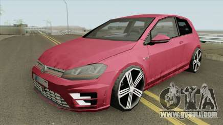Volkswagen Golf 2014 (SA Style) for GTA San Andreas