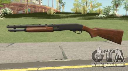 Firearms Source Remington 870 for GTA San Andreas