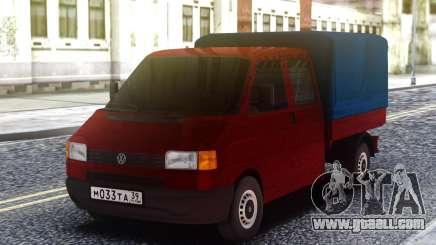 Volkswagen Transporter T4 Trucks Pasha Pala for GTA San Andreas