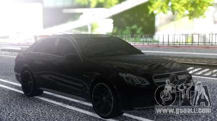 Mercedes-Benz W212 E63S for GTA San Andreas