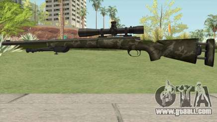 Firearms Source M24 for GTA San Andreas